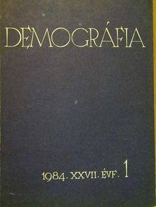 A. D. Lopez - Demográfia 1984/1. [antikvár]