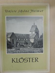 Ernst Ullmann - Klöster [antikvár]