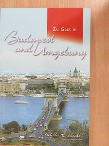 E. Nagy Lajos - Zu Gast in Budapest und Umgebung [antikvár]