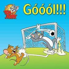 Tom és Jerry - Góóól!!!
