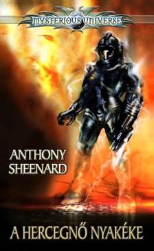 ANTHONY SHEENARD - A hercegnő nyakéke [eKönyv: epub, mobi]