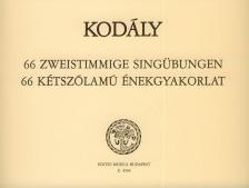 KOD - 66 KÉTSZÓLAMÚ ÉNEKGYAKORLAT