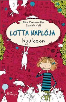 Alice Pantermüller - Daniela Kohl - Lotta naplója 1. - Nyúlözön