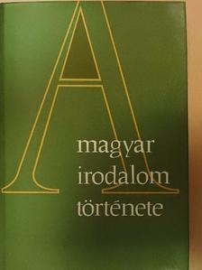 Diószegi András - A magyar irodalom története 4. [antikvár]