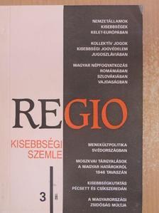Békés Csaba - Regio 1992/3. [antikvár]