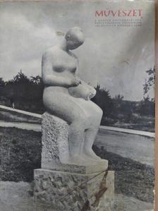 A. Tóth Sándor - Művészet 1969. július [antikvár]