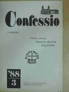 Bajusz Ferenc - Confessio 1988/3. [antikvár]