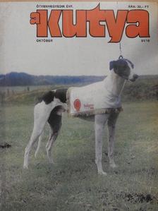 Dr. Bujáky Miklós - A Kutya 1991. október [antikvár]