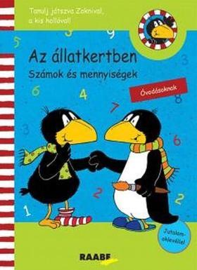 MRO Historia - Zokni, a kis holló - Az állatkertben ***