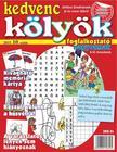 CSOSCH KIADÓ - Kedvenc Kölyök Foglalkoztató nagyoknak 10.