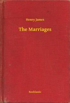 Henry James - The Marriages [eKönyv: epub, mobi]