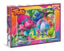 .- - Clementoni Puzzle 100 Trollok