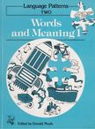 Donald Moyle - Language Patterns TWO - Words and Meaning 1 [antikvár]