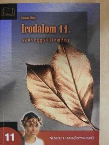 Ady Endre - Irodalom 11. - Szöveggyűjtemény [antikvár]