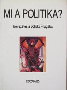 Baán László - Mi a politika? [antikvár]