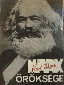 Kocsondi András - Marx öröksége [antikvár]