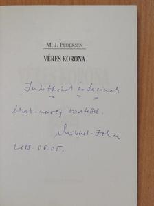 Sumonyi Zoltán - Véres korona (dedikált példány) [antikvár]