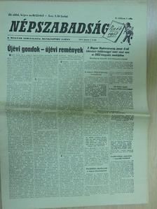 Arató János - Népszabadság 1957. január 1. [antikvár]