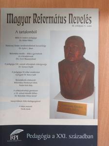 Dr. Szenczi Árpád - Magyar Református Nevelés 2010/4. [antikvár]