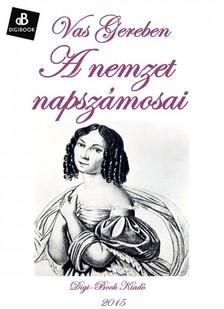 Vas Gereben - A nemzet napszámosai [eKönyv: epub, mobi]