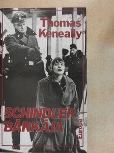 Thomas Keneally - Schindler bárkája [antikvár]