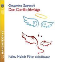 GUARESCHI, GIOVANNINO - Don Camillo kisvilága - hangoskönyv
