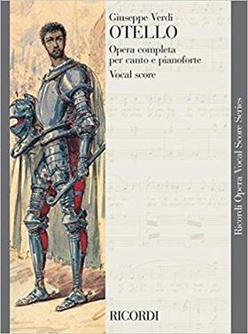 Verdi - OTELLO PER CANTO E PIANOFORTE - VOCAL SCORE