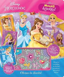 .- - Disney Hercegnők - Mesélj képekkel