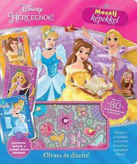 Disney Hercegnők - Mesélj képekkel cb2e148d3c