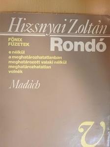 Hizsnyai Zoltán - Rondó [antikvár]