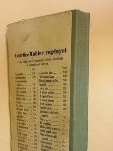 Courths-Mahler - A büszke hallgatás [antikvár]