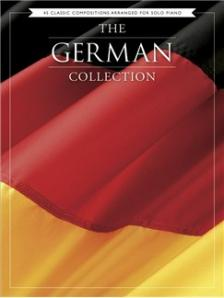 THE GERMAN COLLECTION, 45 CLASSIC COMPOSITIONS ARRANGED FOR SOLO PIANO