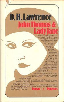Lawrence D.H. - John Thomas und Lady Jane [antikvár]