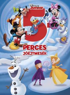 5 perces jóéjtmesék - Disney Junior