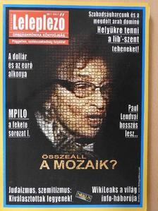 Csomós Róbert - Leleplező 2011/1. [antikvár]