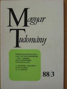 Alpár László - Magyar Tudomány 1988. március [antikvár]