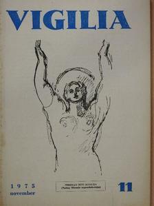 Bárczi Géza - Vigilia 1975. november [antikvár]