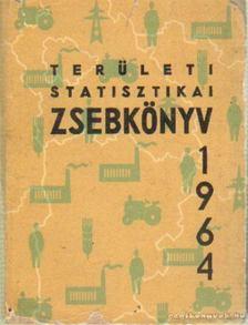 Területi statisztikai zsebkönyv 1964 [antikvár]