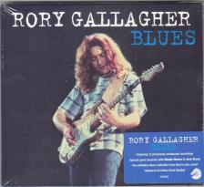 BLUES CD RORY GALLAGHER