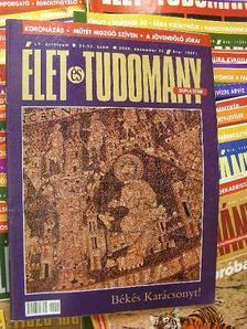 Juhari Zsuzsa - Élet és Tudomány 2000. (nem teljes évfolyam) [antikvár]