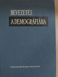Acsády György - Bevezetés a demográfiába [antikvár]