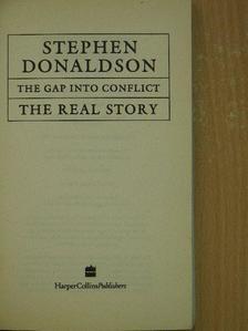 Stephen Donaldson - The Gap into Conflict [antikvár]