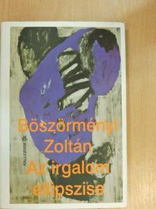 Böszörményi Zoltán - Az irgalom ellipszise [antikvár]