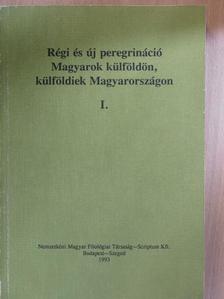 A. Sajti Enikő - Régi és új peregrináció I. [antikvár]