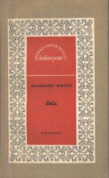 Salyámosy Miklós - Zola [antikvár]
