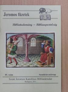 Beton atya - Jeromos füzetek 85. [antikvár]