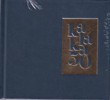 Kaláka - KALÁKA 50 - BÉKABÚCSÚZTATÓ CD