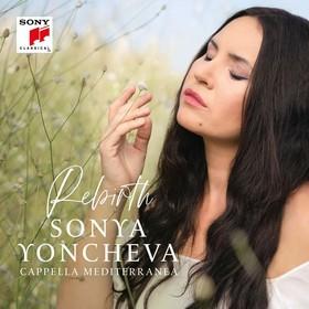 SONYA YONCHEVA - REBIRTH CD SONYA YONCHEVA