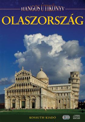OLASZORSZÁG - HANGOS ÚTIKÖNYV - CD
