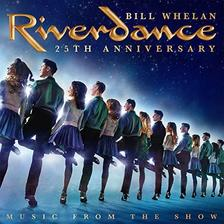 RIVERDANCE 25TH ANNIVERSARY - CD